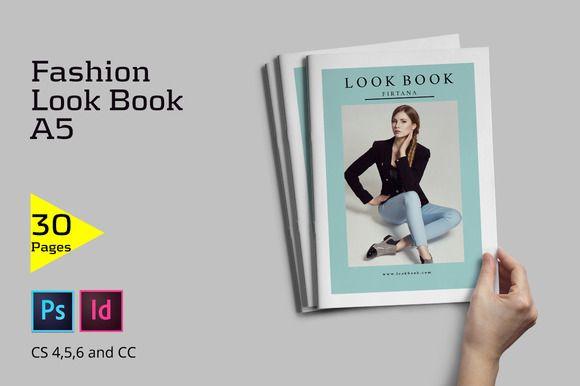Fashion Lookbook - Brochures