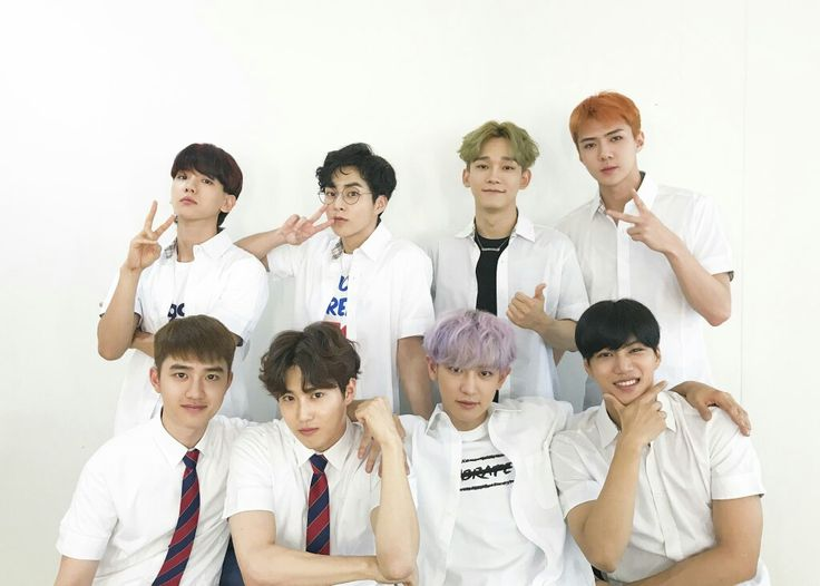 #EXO #Knowing Brother