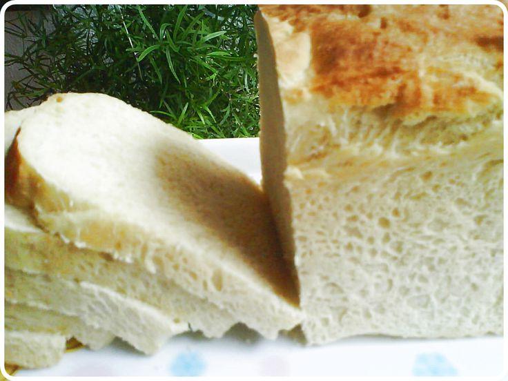 Pan de molde con suero de leche (Buttermilk)