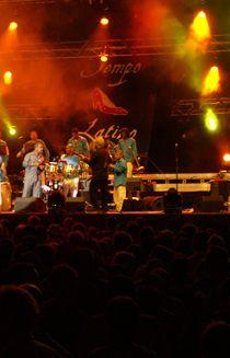 Le #Festival Tempo Latino à Vic-Fezensac, l'un des grands rendez-vous du #Gers #TempoLatino #VicFezensac #Musique #Concerts #TourimeGers