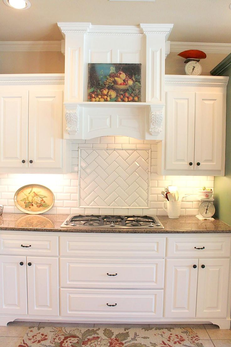 diy kitchen backsplash above stove project the kitchen backsplash