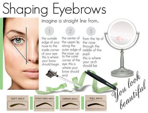 How to Shave to Shape Eyebrows Using Razor or Trim it With ...