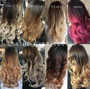 8 Ways To Take Ombre To The Next Level Career Search