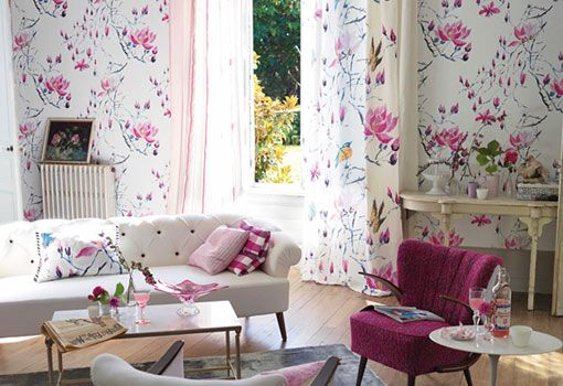 Kitchen To Living Room Seen Thru Decoration Idea