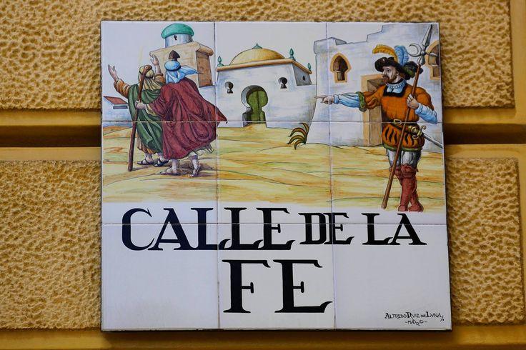 Calle De La Fe (Madrid)