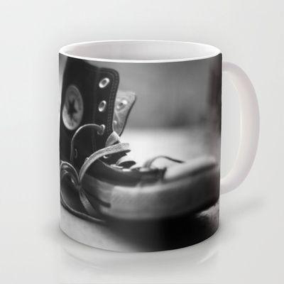 Converse High-tops  Mug by Sarah Zanon - $15.00