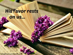 """""""May the favor of the Lord our God rest upon us; establish the work of our hands for us."""" (Psalm 90:17 NIV)"""