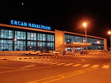 Kuzey Kıbrıs Ercan Uluslararası Havalimanı