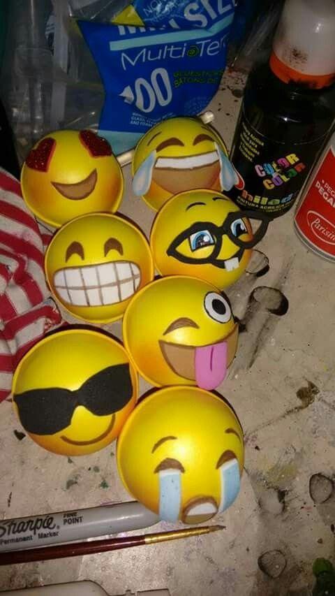 No tutorial solo foto de Emojis
