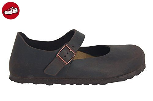 Birkenstock Schuhe ''Mantova'' aus echt Leder in Habana 39.0 EU S - Birkenstock schuhe (*Partner-Link)