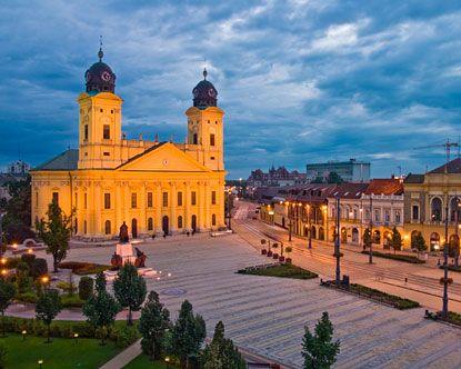 Debrecen, Hungary ... Book & Visit HUNGARY now via www.nemoholiday.com or as alternative you can use hungary.superpobyt.com.... For more option visit holiday.superpobyt.com