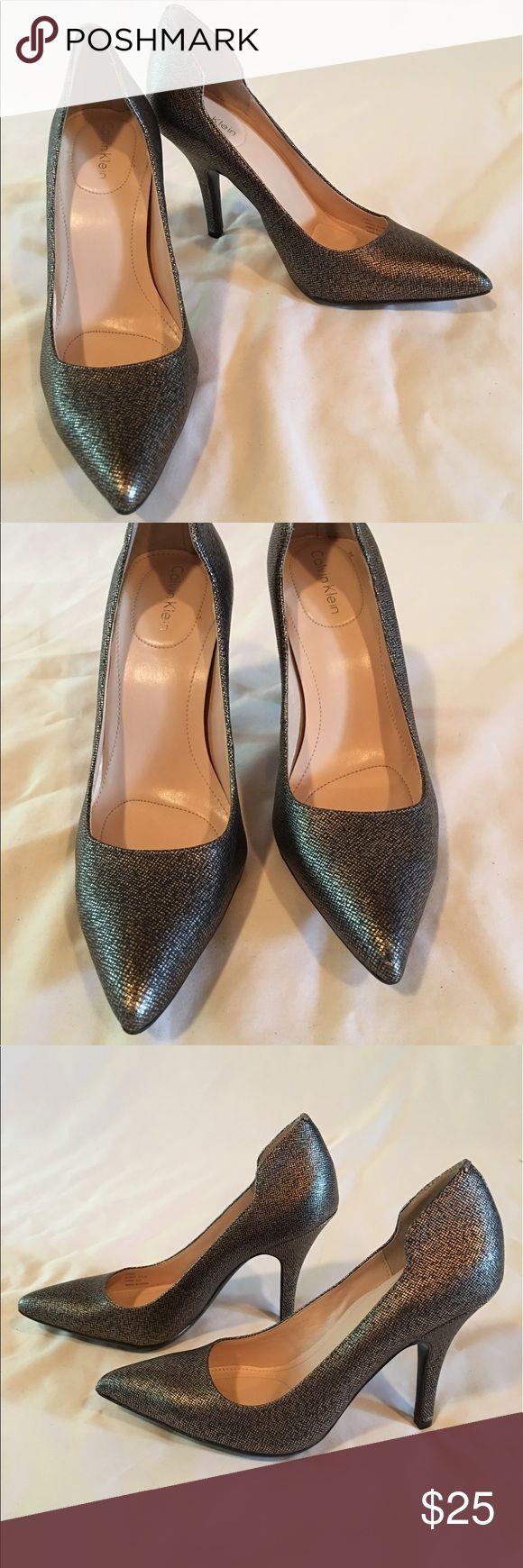 Calvin Klein Pumps Heels Size 5.5 Calvin Klein Pumps Heels Size 5.5 Calvin Klein Shoes Heels