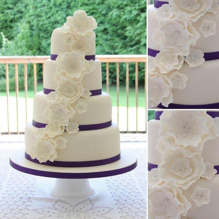 les 25 meilleures idées de la catégorie gâteaux de mariage en