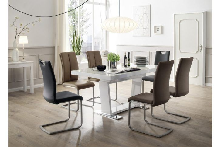 Interior Design Table A Manger Blanche Table Repas Design Blanche