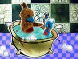 Lied met video: Zingen in bad