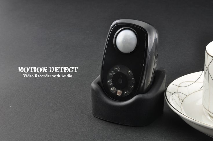 Motion Detect Video Recorder with Audio