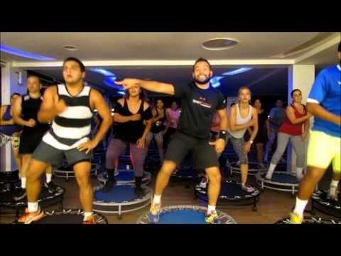 Anitta - Movimento da Sanfoninha Prof. Eric Jefferson (Aula de Jump)