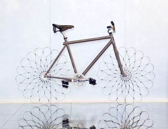 49 best bicycle art kunst fahrrad recycling images on pinterest