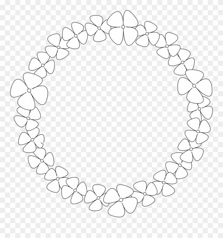 Hydrangea Clip Art กรอบ ร ป ดอกไม ระบายส Png Download ดอกไม กรอบ ภาพวาด