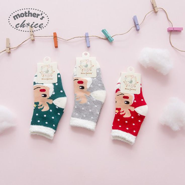 Cheap socks new born, Buy Quality baby socks directly from China christmas baby socks Suppliers: Mother's Choice 100% cotton 3pairs/lot Cotton Christmas Baby Socks New born Short Socks winter Style Free shipping