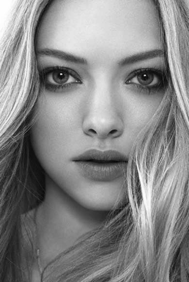 Amanda Seyfried- she inspires me to become an actress or be on Broadway. She makes me want to follow my most unattainable dreams
