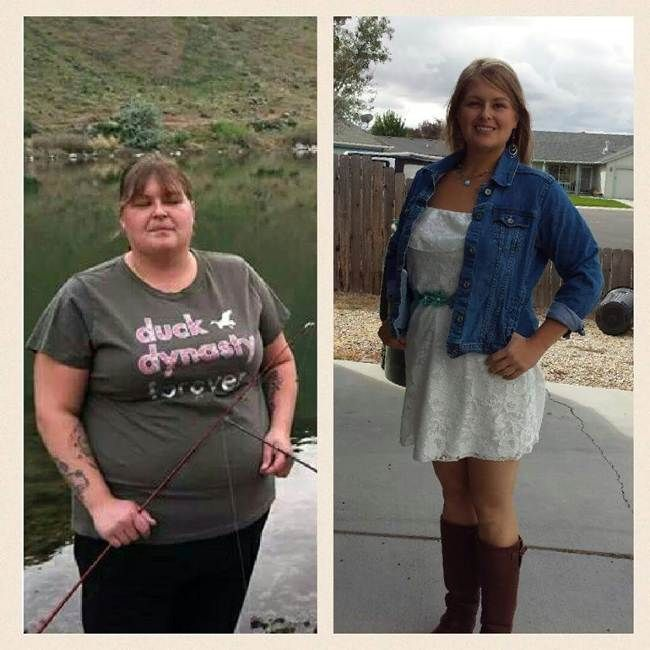 Becka R. Shares Her Weight Loss Story With Simple Nourished Living