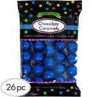 Royal Blue Chocolate Carmels 26pc $5.99