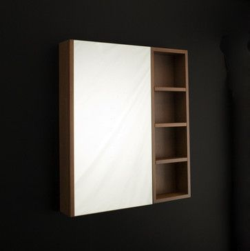 Lacava Stone Medicine Cabinet - modern - bathroom mirrors - other metro - LACAVA