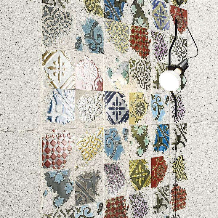 53 best tiles images on pinterest blueprint ceramics poetry malvernweather Images