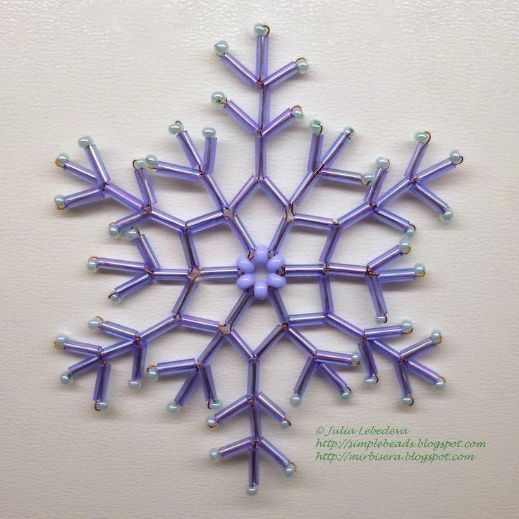 Snowflake of Bugles