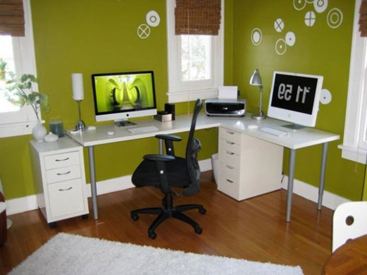 Inexpensive home office ideas ideas on a budget office for Office decorating ideas on a budget