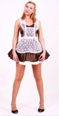 Маскарадный костюм школьницы