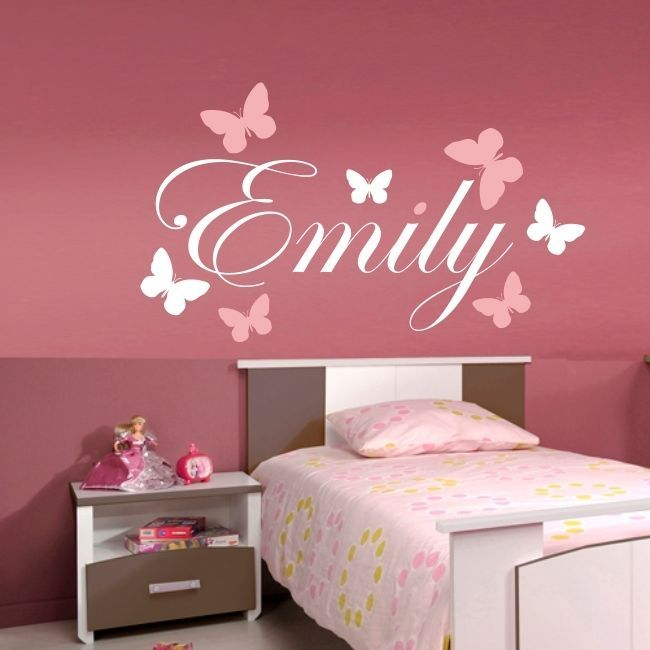 Butterfly Wall Stickers Vinyl Art And Butterfly Wall On