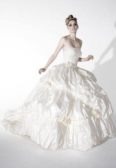 Svatební šaty GALINA