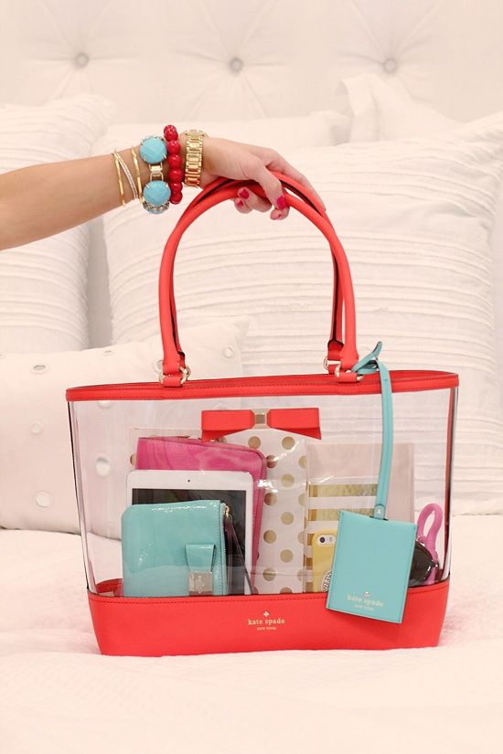 #TravelColorfully with Kate Spade New York