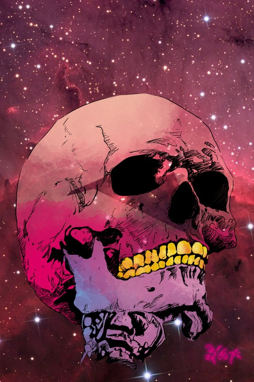 submitted by Juan Brix...outerspace, galaxy, stars, black, yellow, purple, yellow, pink, lavender, lilac, magenta, fuschia