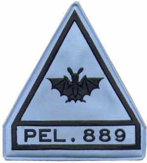 Pelotão de Policia Militar 889 Angola