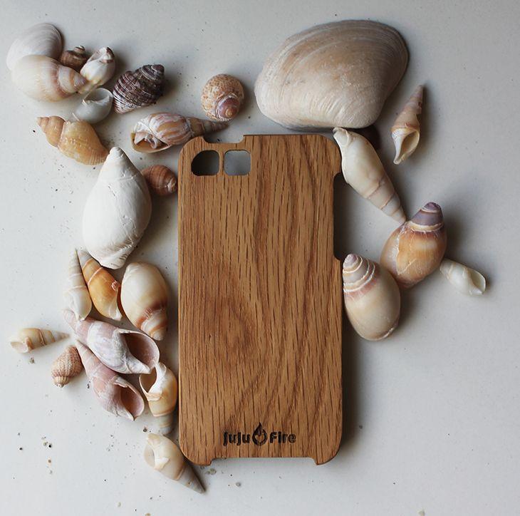 JuJuFire. Simple, classic and beautiful. The Standard. Oak.