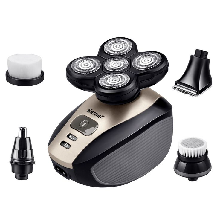 5 in 1 Multifunction Washable Rechargeable Shaving Machine | Mcnitols