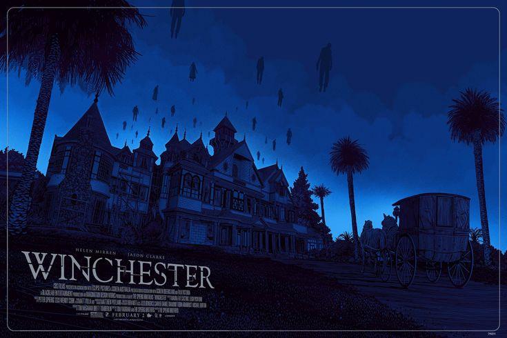 New Poster - 'Winchester' | Helen Mirren, Jason Clarke, Sarah Snook - Imgur