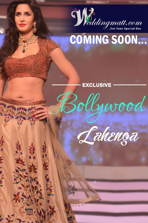 Exclusive Bollywood ‪#‎Lahenga‬ ‪#‎WeddingMatt‬ ‪#‎WeddingCollection‬  Coming soon:- http://weddingmatt.com/