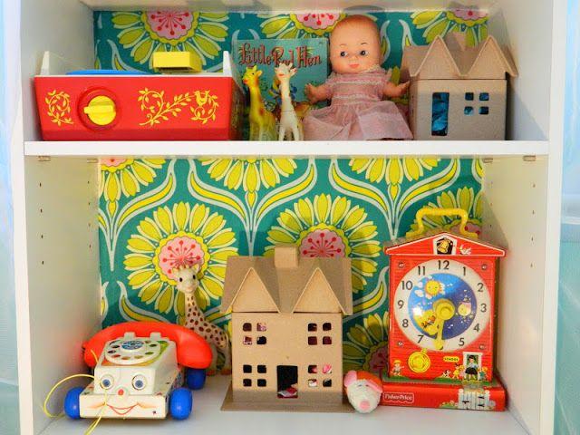 the boo and the boy: girl nurseries