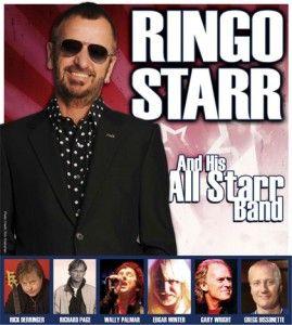 Ringo Starr mit All Starr Band im Circus Krone, München