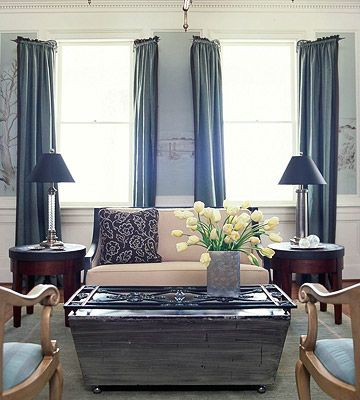 small room solutions living rooms swings window. Black Bedroom Furniture Sets. Home Design Ideas