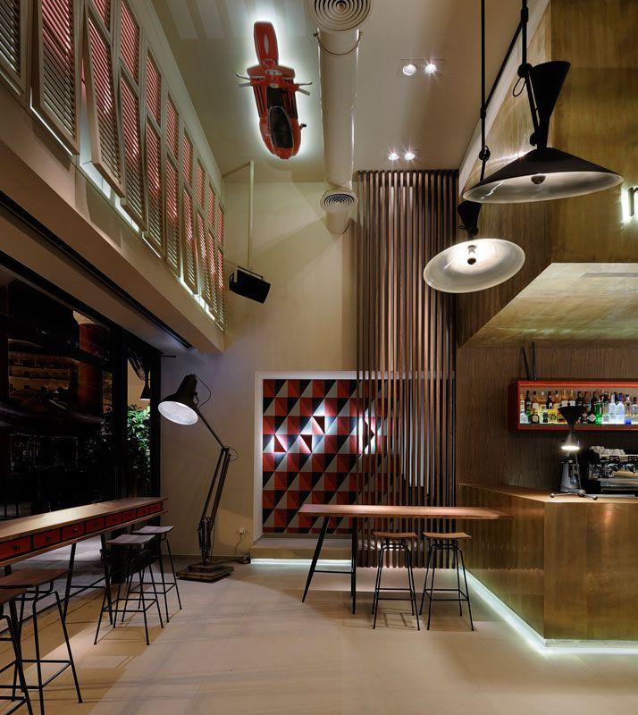 O13 café bar in thessaloniki greece yatzer
