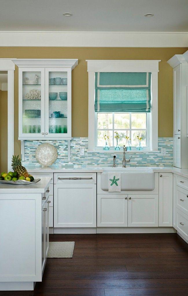 20 Amazing Beach Inspired Kitchen Designs Beach Theme Kitchen