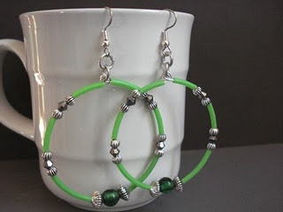 1000 Images About Diy Memory Wire Earrings On Pinterest