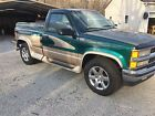 1996 Chevrolet C/K Pickup 1500 Custom Kustom Kreations Sportside Bed 1996 Chevy Silverado Sportside Bed 4X4 Custom 1Owner Kustom Kreations No Reserve