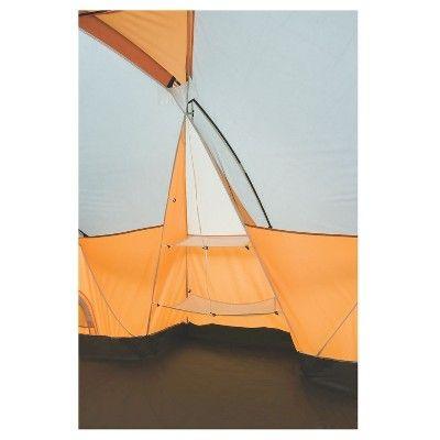 Coleman Bayside 8-Person Tent, Orange