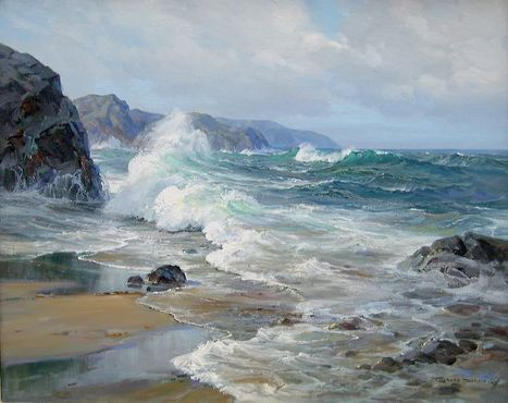 Charles Vickery: Original Paintings | Galeries artistiques | Scoop.it